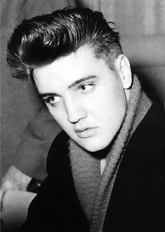 Elvis Presley Poster Print Rockabilly Frisur Manner Frisuren Elvis Presley