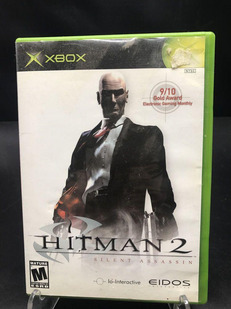 Hitman 2 Silent Assassin Pc 2002 Hitman Assassin