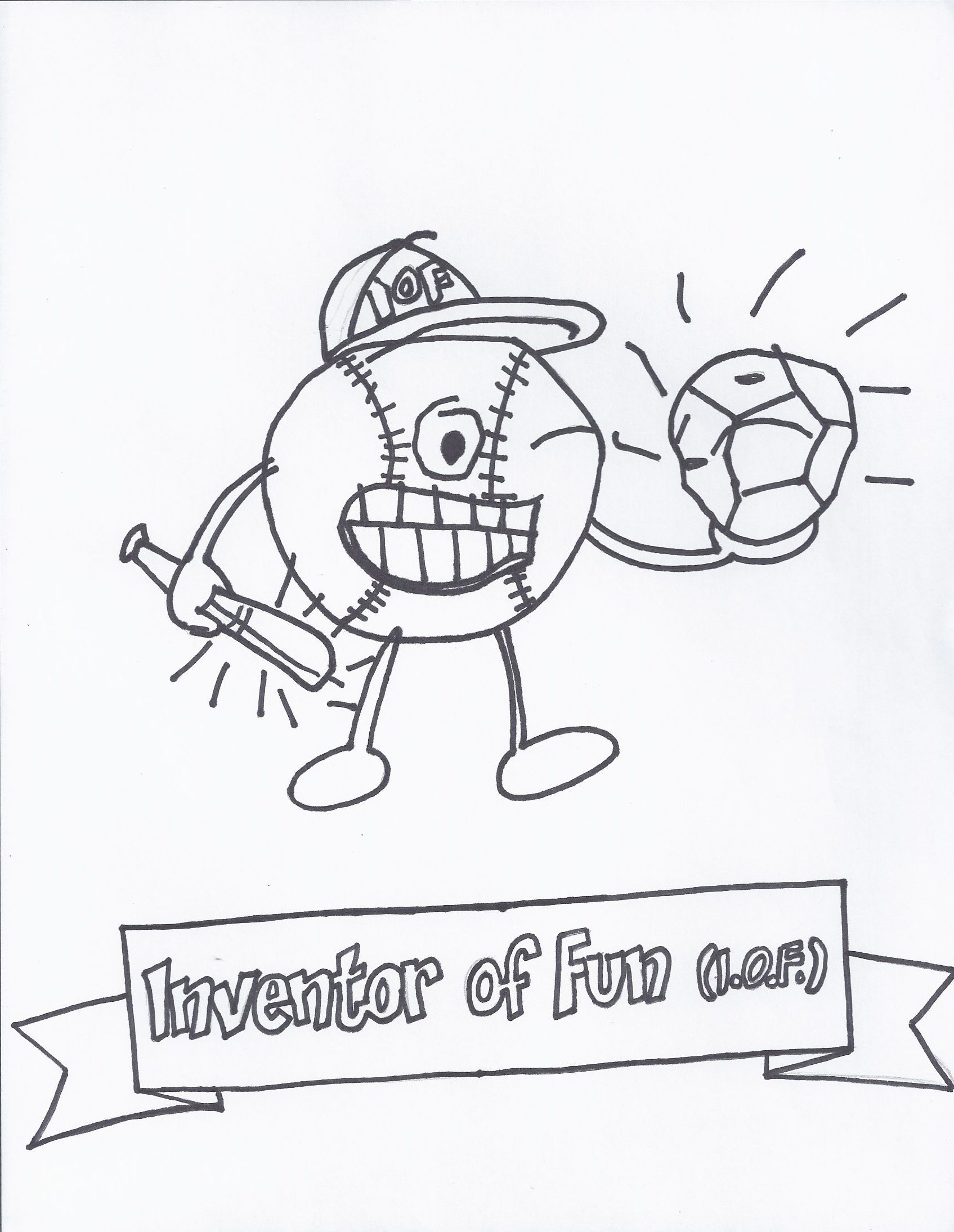 Inventor of Fun (I.O.F.): I help you use your positive