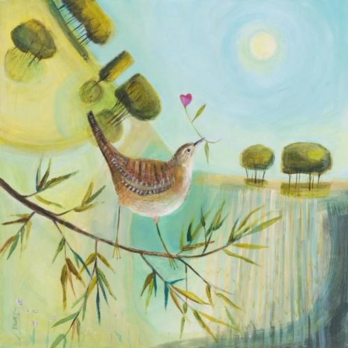Becky Blair Title For Still Waters With Images Art Floral