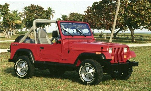 1987 Jeep Wrangler Yj Jeep Wrangler Yj Jeep Wrangler 1987 Jeep