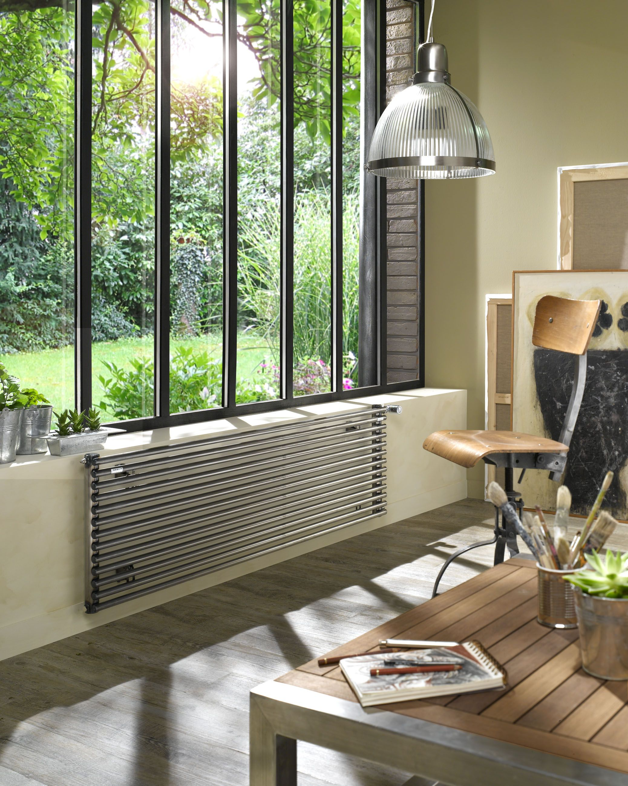 radiateur eau chaude acova k va horizontal pi ces de vie. Black Bedroom Furniture Sets. Home Design Ideas