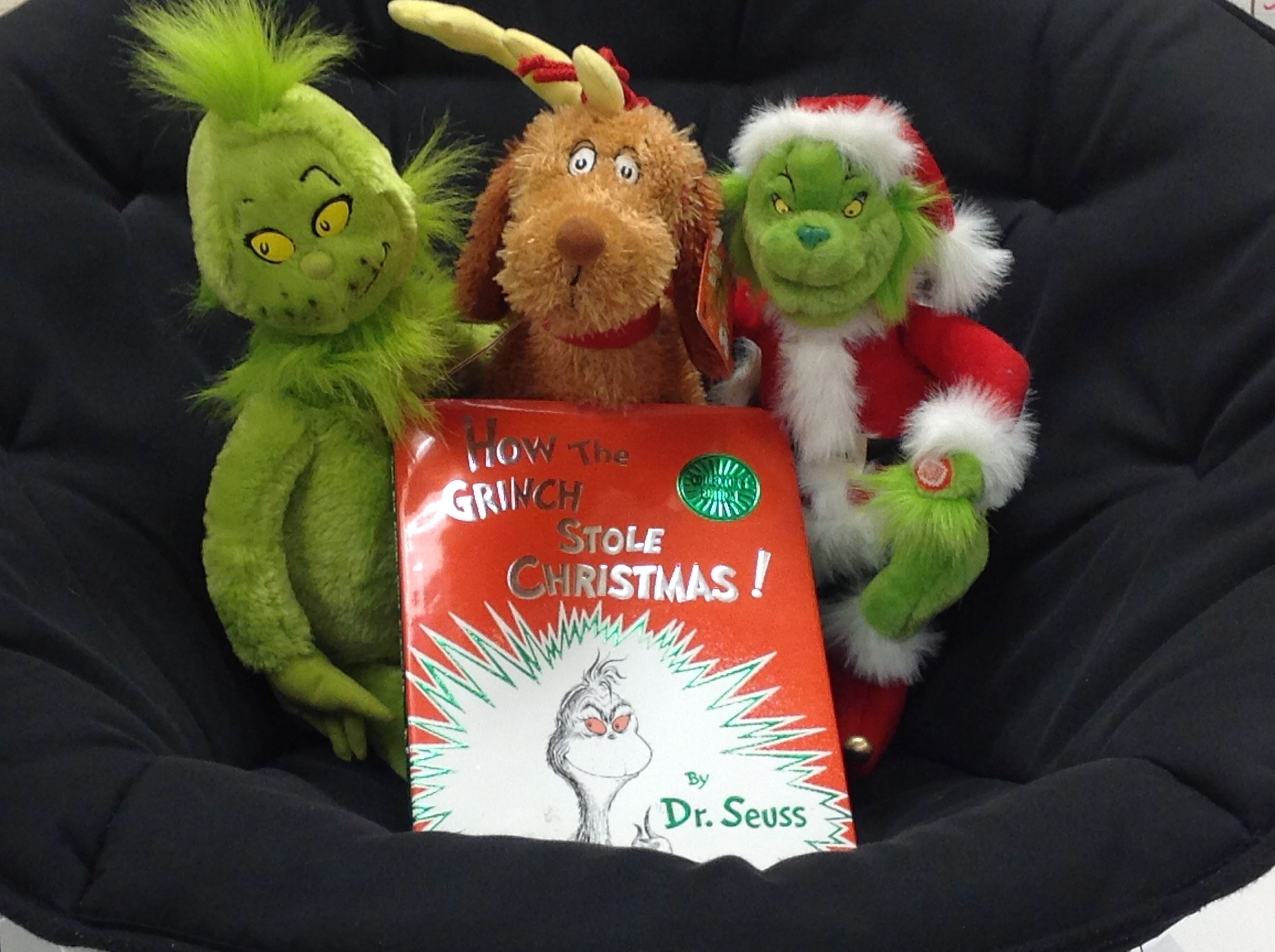 Close Reading Using How The Grinch Stole Christmas Here S