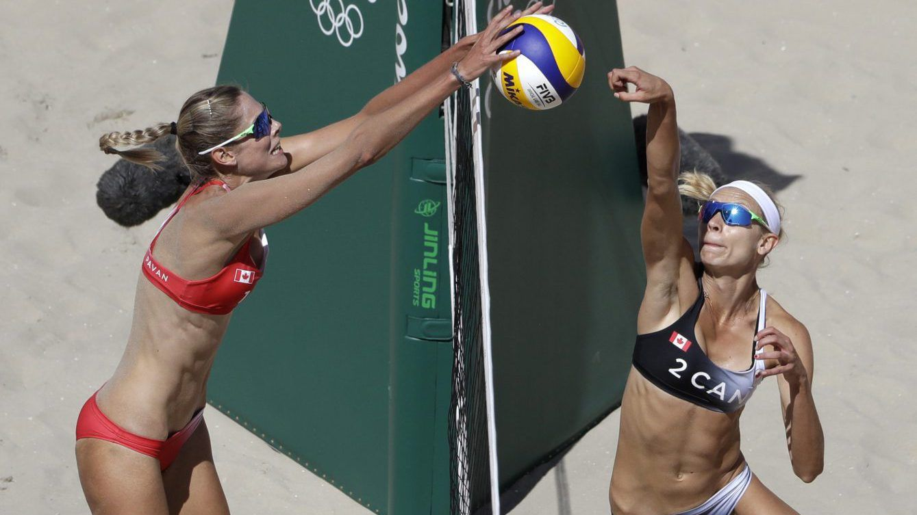 Congrats To Old Girl Kristina Valjas Class Of 2005 For Her Top 10 Rio Olympic Beach Volleyball Win Hcoldgirls Rio20 Rio Olympics Beach Volleyball Olympics