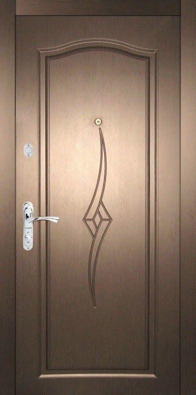 Pin by Ever Vasquez on puerta madera | Double door design ...