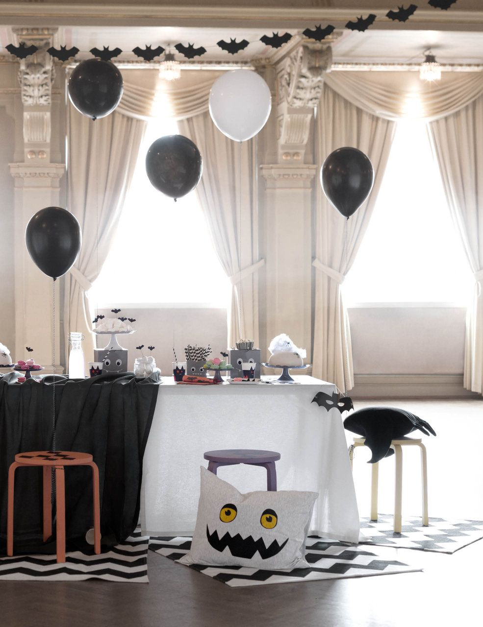 Halloween party ideas via H&M (With images) Playful