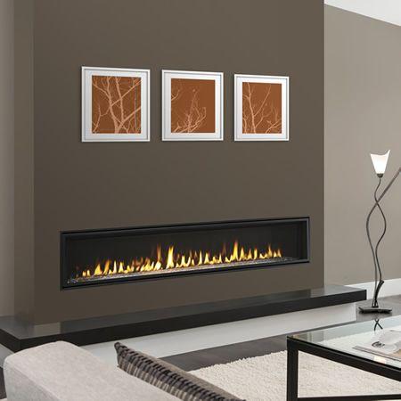Majestic Echelon Ii Direct Vent Gas Fireplace 72