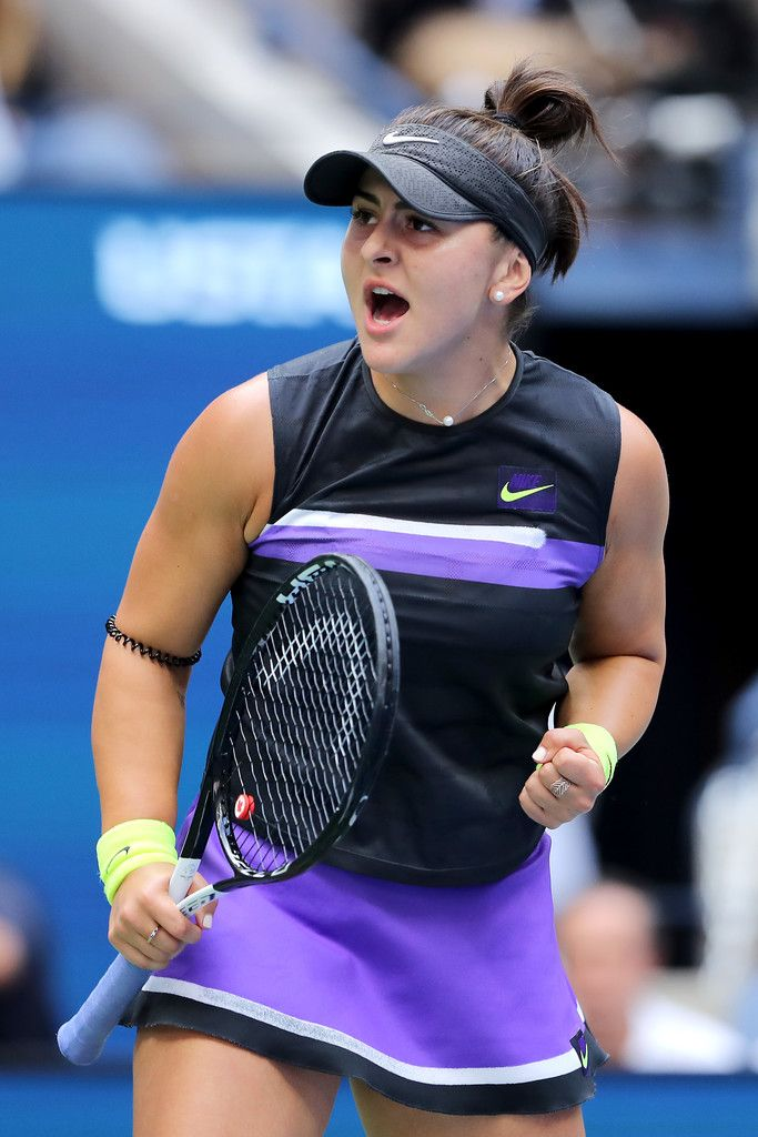 Bianca Andreescu Photos Photos 2019 Us Open Day 13 In 2020 Tennis Players Female Womens Tennis Tennis Players