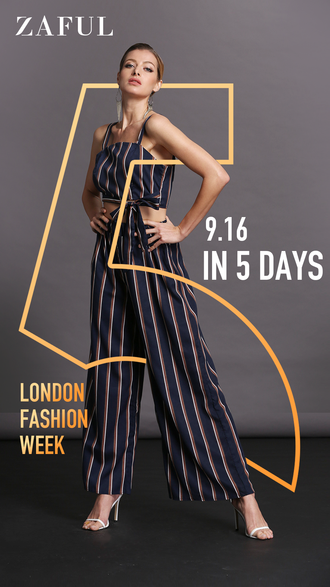 ZAFUL | London Fashion Week | 2018.09.16 This September ...