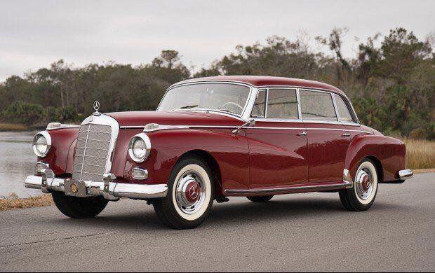 1958 mercedes benz 300d adenauer classic cars mercedes mercedes benz cars www pinterest com