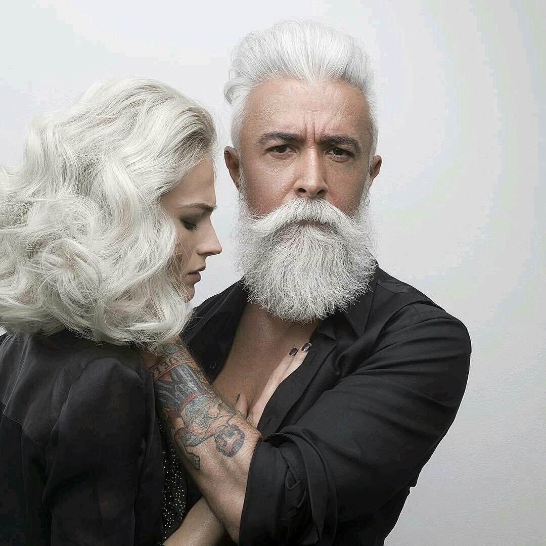 Insanely Cool Salt & Pepper Beard Styles   Bart-mode ...