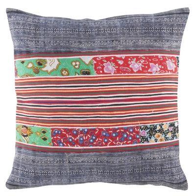 John Robshaw Textiles - Thai Hilltribe 671 - Souk Pillows - souk