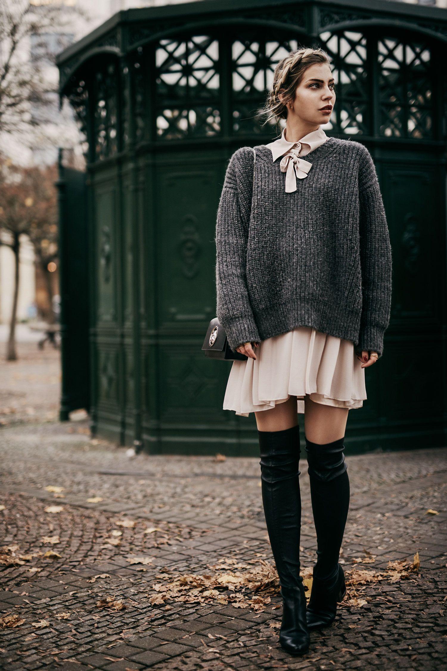 outfit: festive mood | Fashion Blog from Germany / Modeblog aus Deutschland, Berlin #outfitweihnachtsmarkt