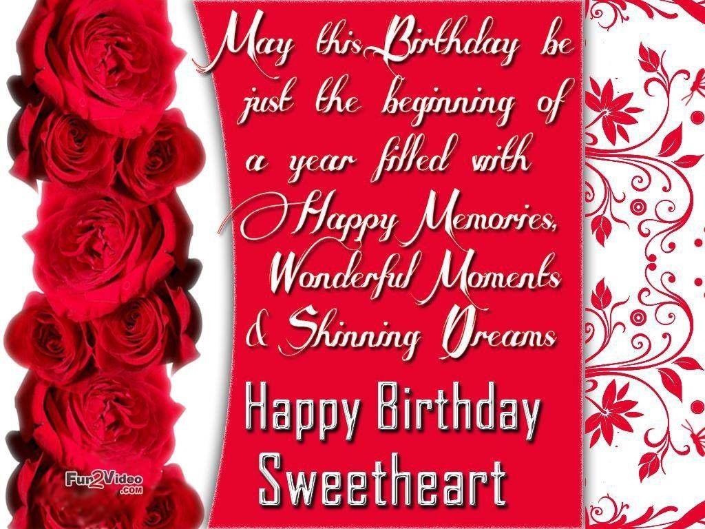 Happy Birthday Quotes For Wife Happy Birthday Pinterest Happy