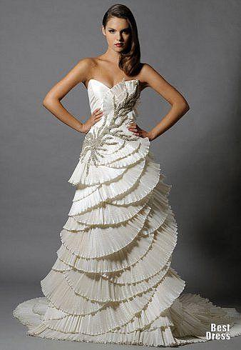 Seashell Dress Seashell Decoration In High Fashion In