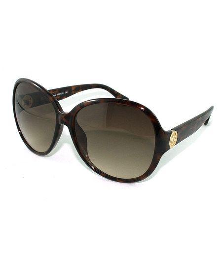 Brown Karina Sunglasses- Michael Kors