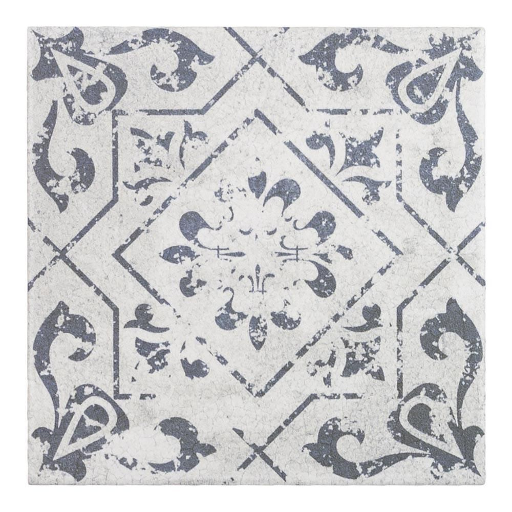 Gray Blue Is Trending In The Design Industry And We Have The Perfect 6x6 To Fit Any Space This Old W Tile Patterns Bathroom Floor Tiles Porcelain Mosaic Tile