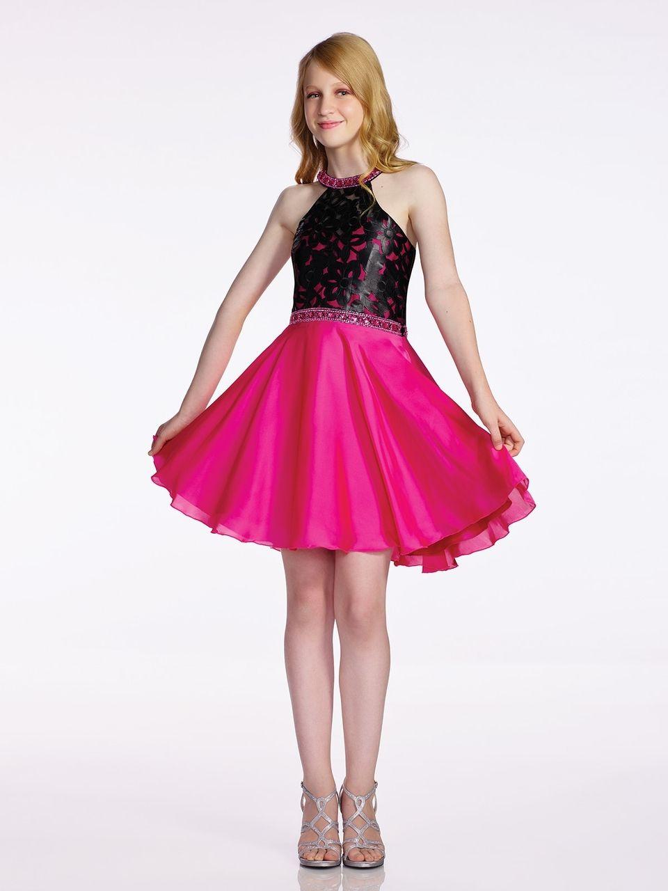 Lexie Girls Cocktail Dress Tw11675 Everythingformals Com Junior Party Dresses Girls Dresses Little Girl Dresses [ 1280 x 960 Pixel ]