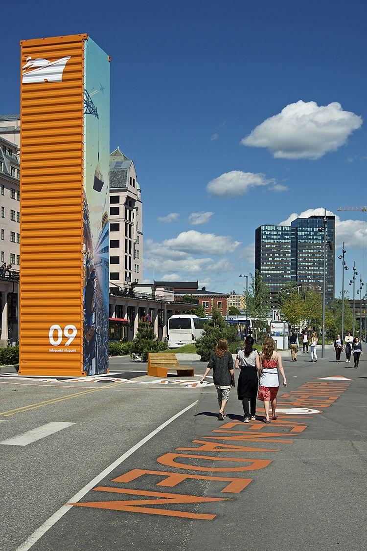 Havnepromenaden, mmw architects