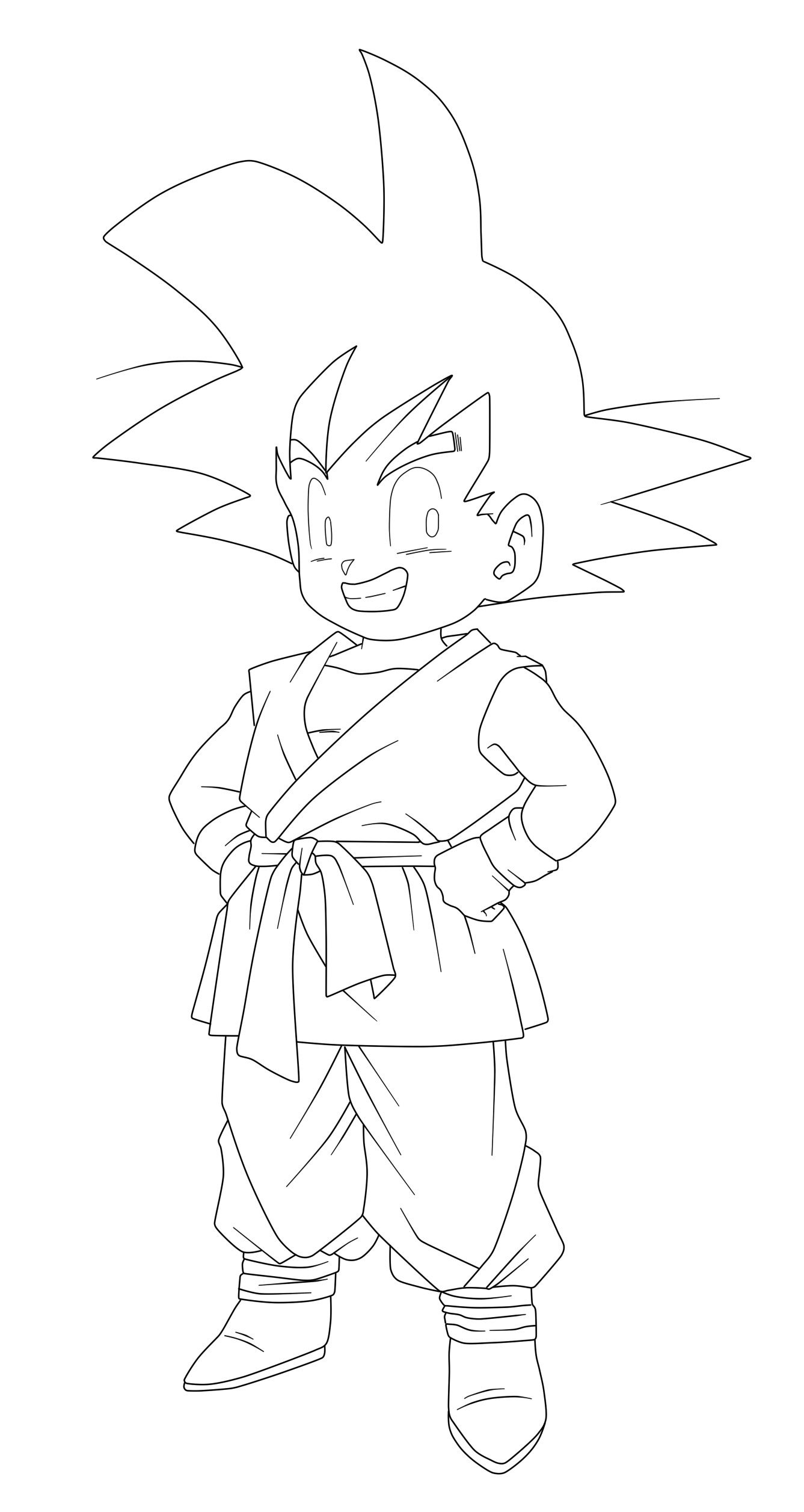 Kid Goku GT