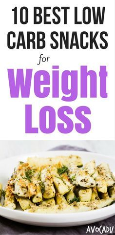 10 Best Low-Carb Snacks for | Lose belly, Low carb and ...