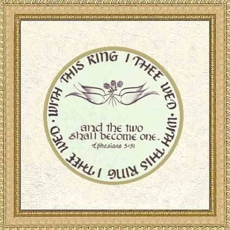 Religious Wedding Anniversary Symbols Year Wedding Anniversary