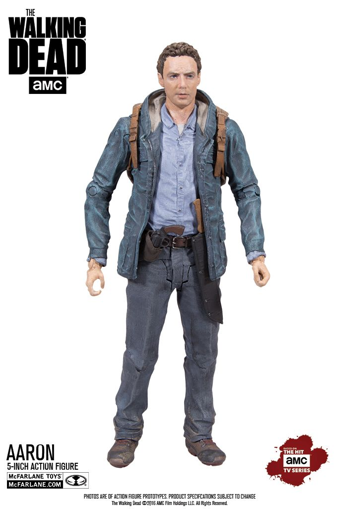 The Walking Dead TV Version Actionfigur Negan 13 cm
