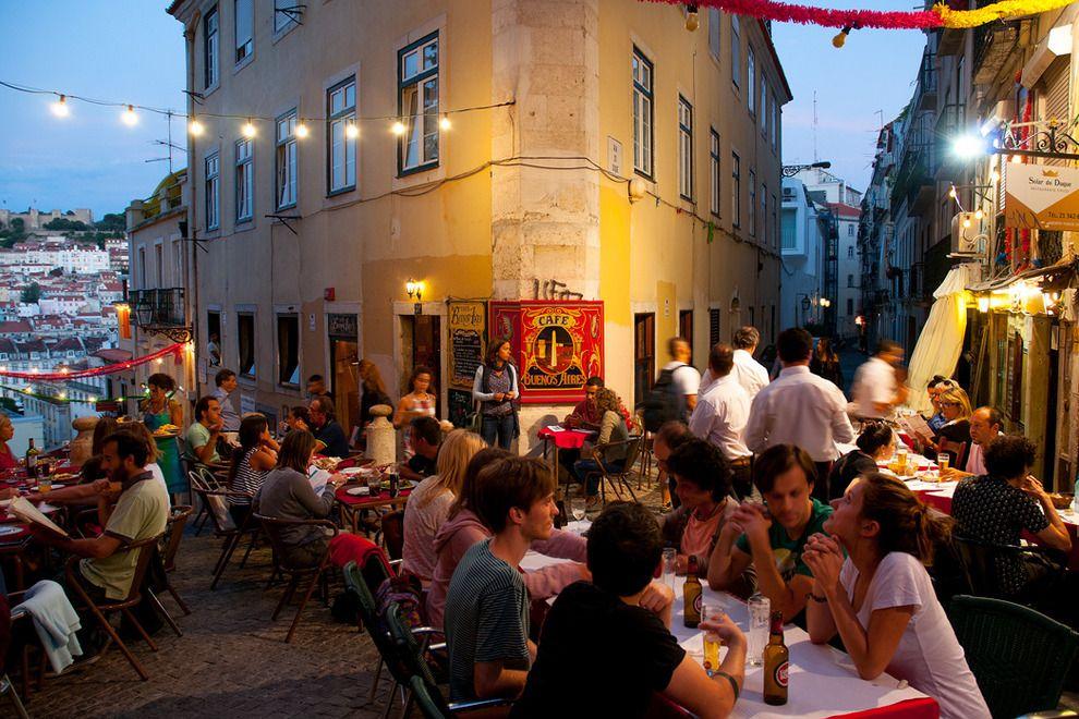 Café Buenos Aires Lisbon Restaurants Review 10Best
