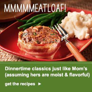 recipe: kraft mini meatloaf bacon [9]