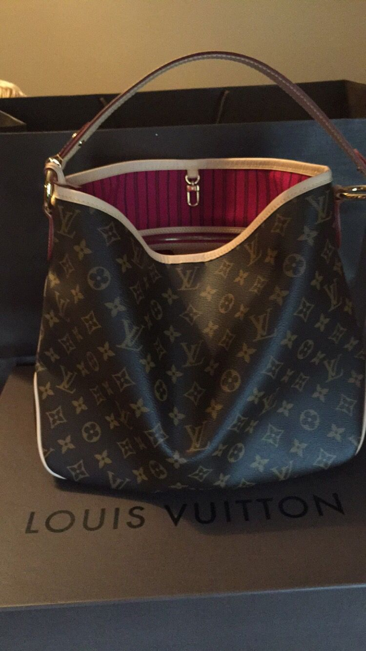 5ca53807469 Louis Vuitton Mono Canvas Delightful PM | Designers I love in 2019 ...
