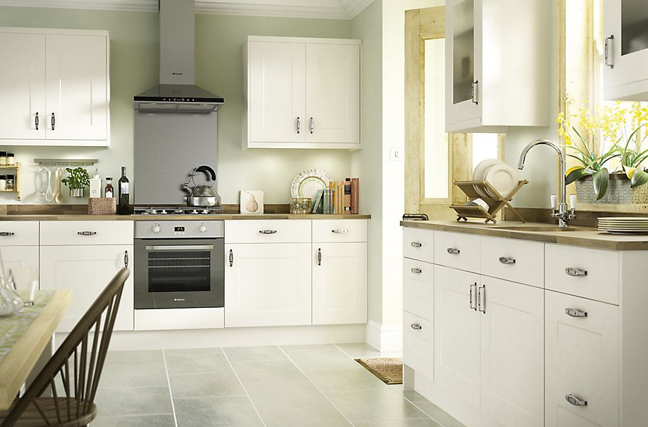 It Classic Ivory  Kitchen Ranges  Kitchen  Rooms  Diy At B&q Amazing B & Q Kitchen Design Design Ideas