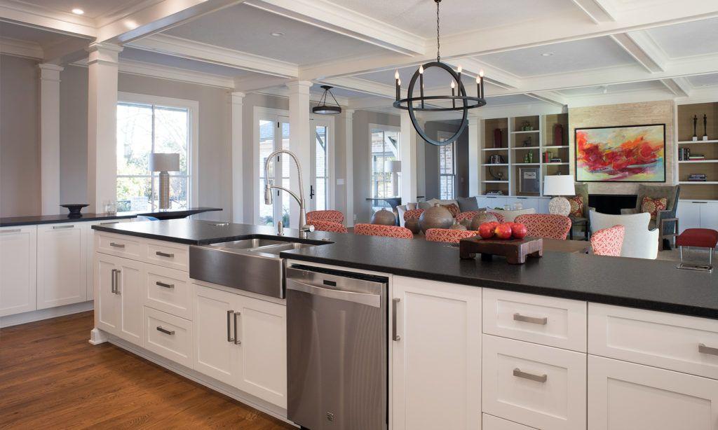 Modern Ranch Rebirth   Nandina Home & Design - Atlanta Interior ...
