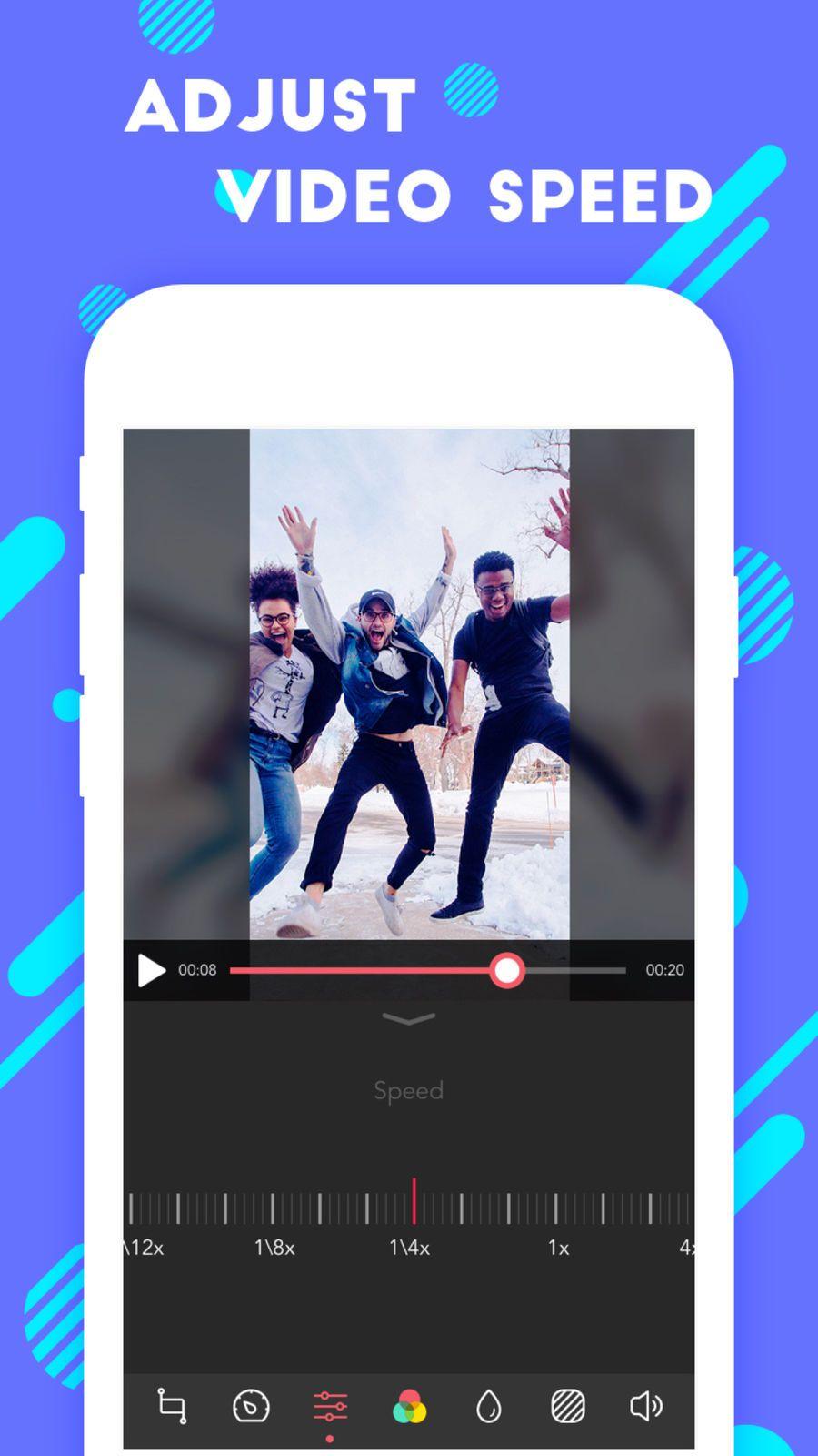 Video Editor V.M.E Entertainmentampappsios App