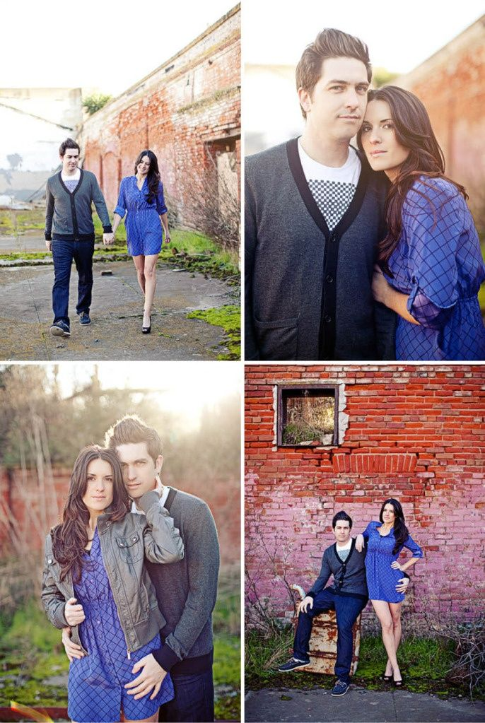 posh poses couples engagement