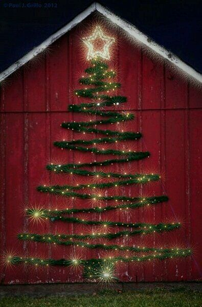 Exceptional Hence, Weu0027ve Got You A Gallery Of Outdoor Christmas Light Decoration Ideas  For You To Refer.