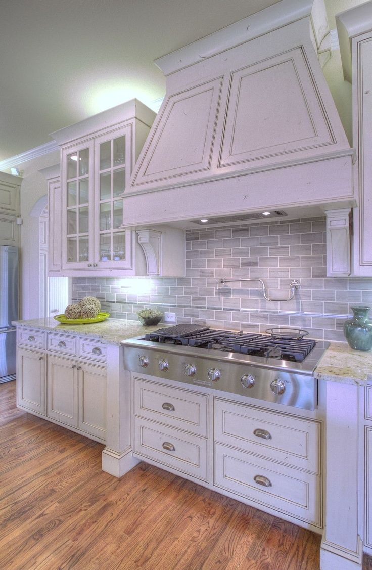 Best Not Sure How Long I'd Keep A White Kitchen White But It 400 x 300