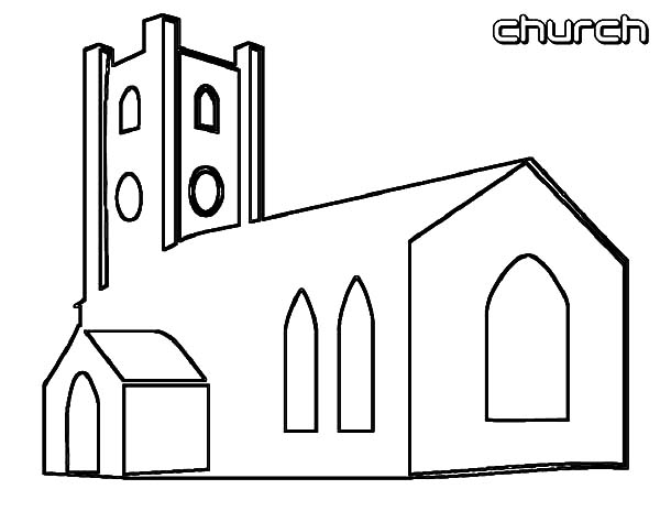 Christian Church Coloring Pages Best Place To Color Coloring Pages Church Christian Church