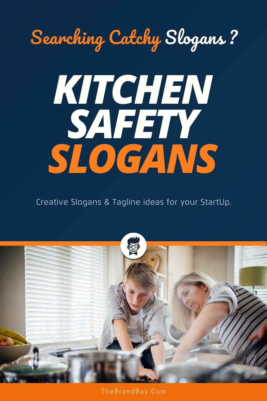 150+ Best Kitchen Safety Slogans in 2020 Safety slogans