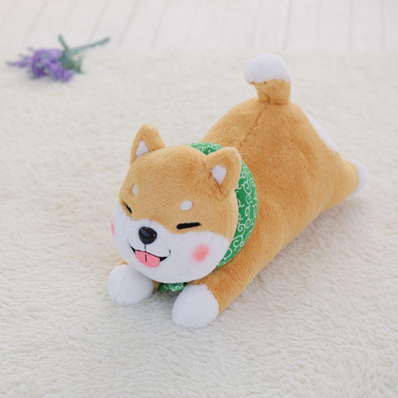 Fall D Cor Nooer Hot Selling Stuffed Shiba Inu Dog Plush Toy Cute