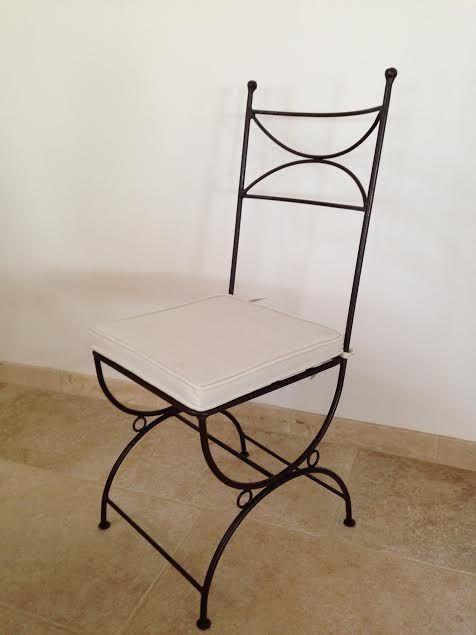 44 ; Tarif Fer Mini Forgé Moderne Provence Chaise 2DI9EH