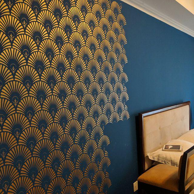Pin On Walls Wallpaper Murals Paint Styles Art
