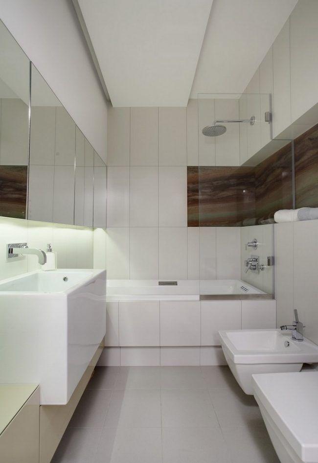 Kleines Bad Mit Dusche Modern Gestalten 51 Badezimmer Ideen Und Beispiele Bad Einrichten Badezimmer Klein Und Kleines Bad Einrichten