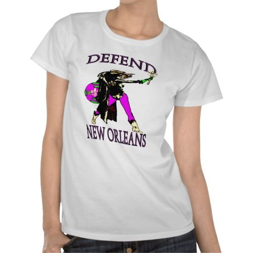 Defend New Orleans Shirts