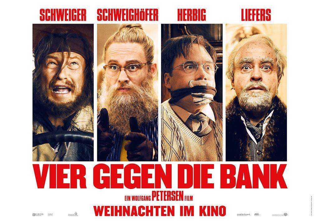 Vier Gegen Die Bank Ganzer Film Kostenlos