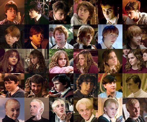 Harry Potter Universe On Twitter Harry Potter Characters Harry Potter Main Characters Harry Potter Cast