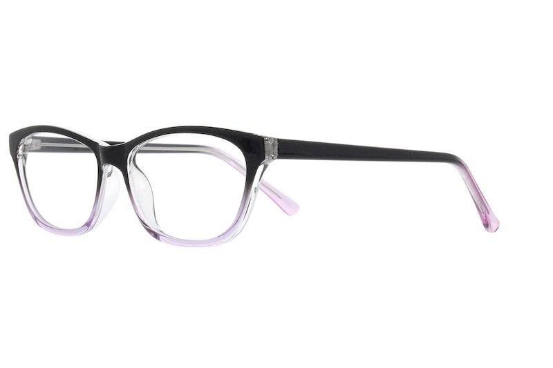 8e7e776f80 Translucent Cat-Eye Glasses  2017016
