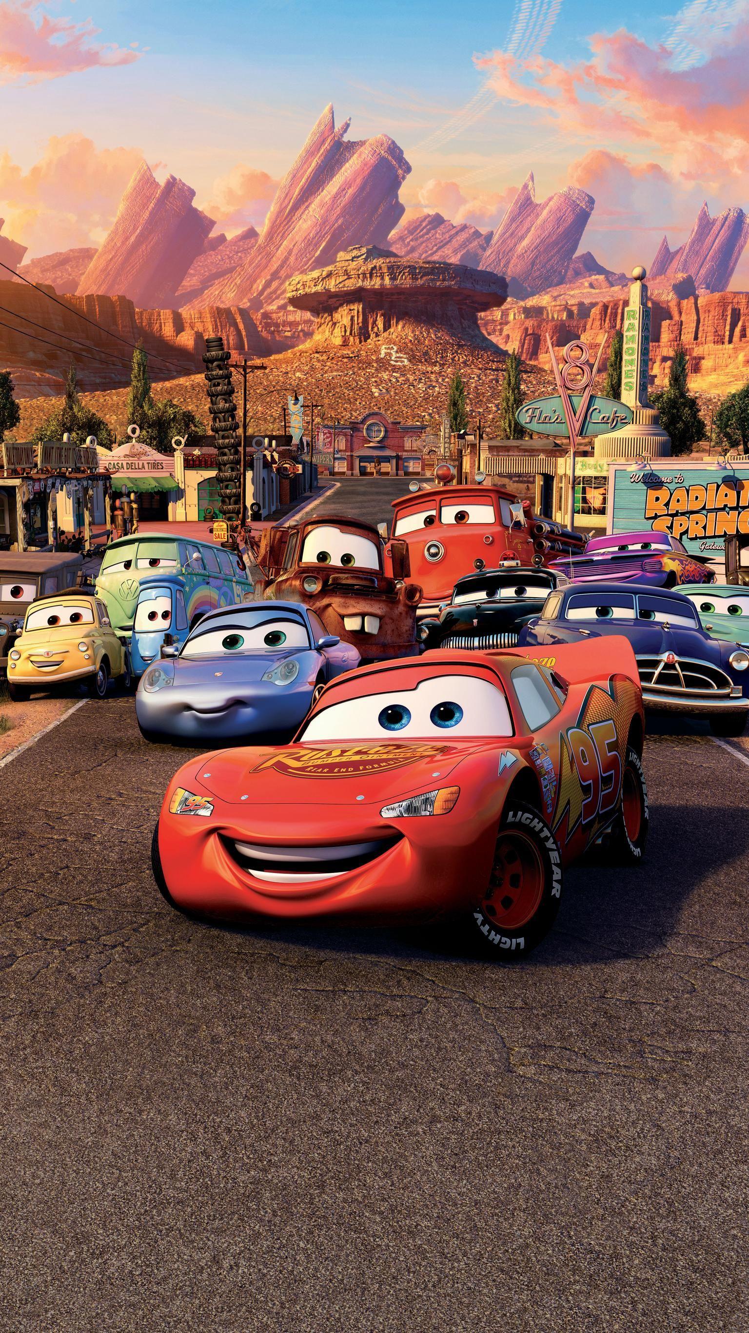 Cars 2006 Phone Wallpaper Com Imagens Imagens De Carros