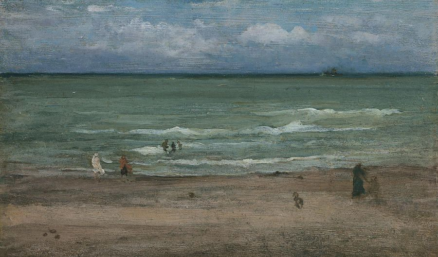 Картинки по запросу james abbott mcneill whistler paintings