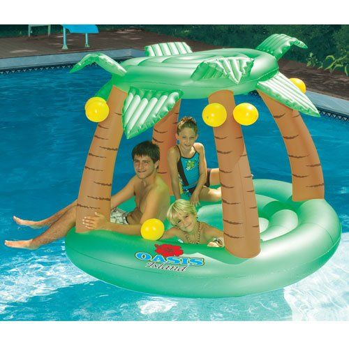 Oasis Island Swimming Pool Float Unknown Http Www Amazon