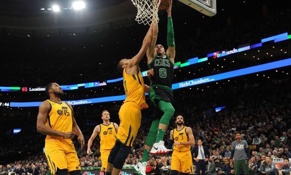 Celtics drop 9886 decision to Jazz after poor shooting